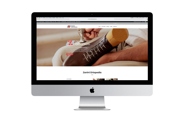 Nuovo sito di Zanini Ortopedia ora Online!